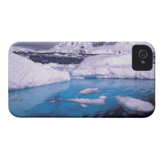 南極大陸。 icescapes 2を通る探険 Case-Mate iPhone 4 ケース