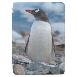 南極大陸。 Neko港。 Gentooのペンギン iPad Air カバー