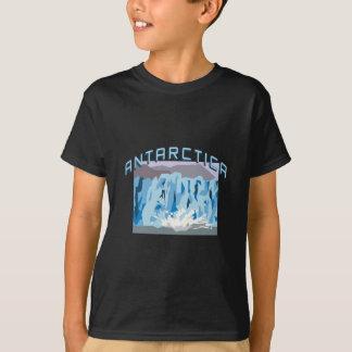 南極大陸 Tシャツ