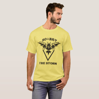 南湾本能嵐のTシャツ Tシャツ