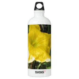南瓜の花の写真 ウォーターボトル