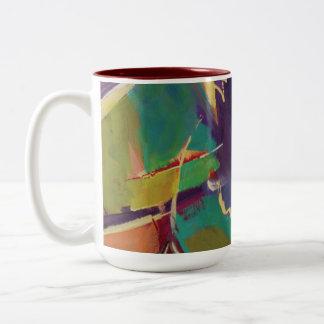 南西のエコーのマグ ツートーンマグカップ