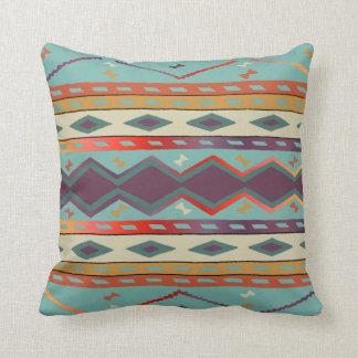 南西インドのデザインの枕 クッション