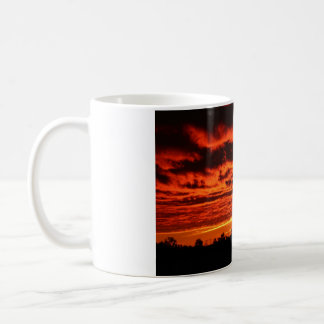 南西オンタリオの日の出 コーヒーマグカップ