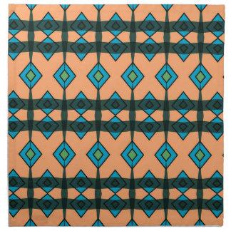 南西デザインの布の夕食ナプキン ナプキンクロス