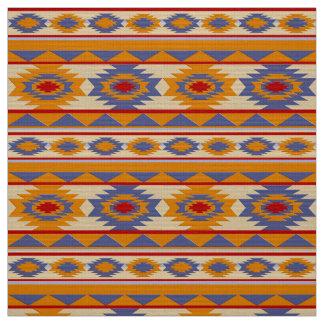 南西ナバホー人の種族パターン ファブリック