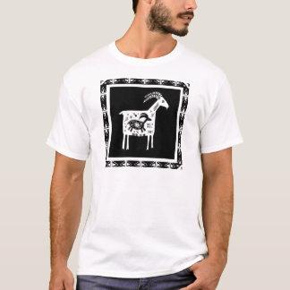 南西マママウンテンゴート Tシャツ