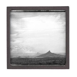 南西山の写真の白黒 ギフトボックス