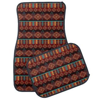 南西民族のnavaioの種族パターン カーマット