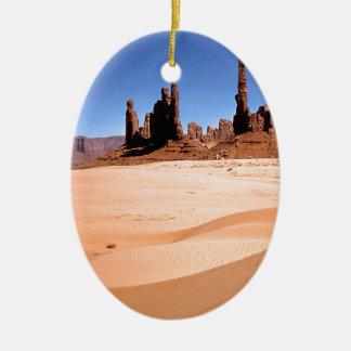 南西砂漠記念碑 セラミックオーナメント
