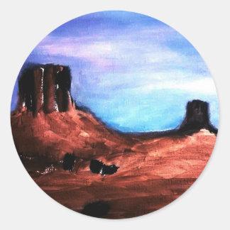 南西砂漠 ラウンドシール
