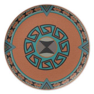 南西装飾 皿