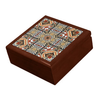南西陶器のタイル箱 ギフトボックス