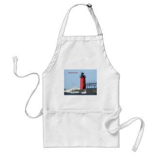 南避難所の灯台 スタンダードエプロン