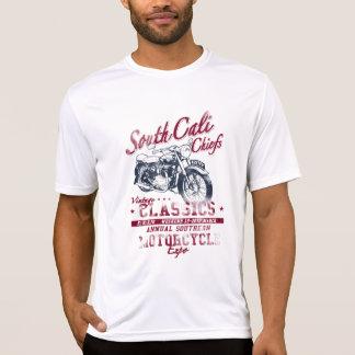 南Caliの責任者のヴィンテージのオートバイのクラシック Tシャツ