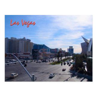 南Las Vegas Boulevard ポストカード