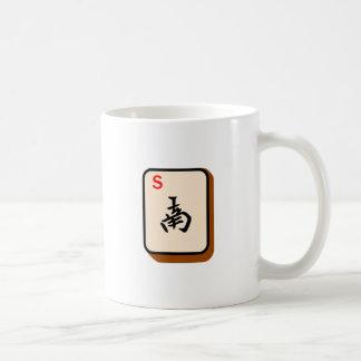 南Mahjong コーヒーマグカップ
