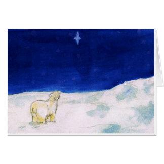 「南Poleの北極星 カード