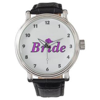 単に花嫁愛 腕時計