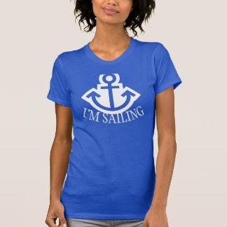 単に記号-いかり + あなたのアイディア Tシャツ