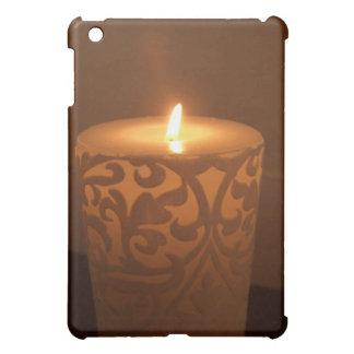 単一性の蝋燭 iPad MINIケース