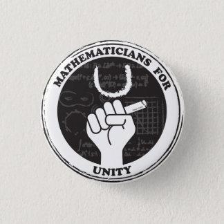 単一性ボタンのための数学者 缶バッジ