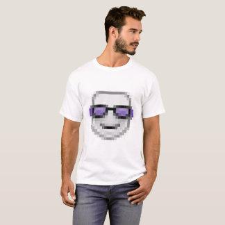単収縮のカッコいいのスマイル Tシャツ