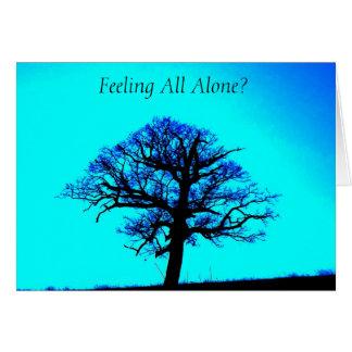 単独で感じることか。 カード