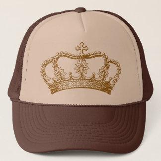 単独で王室のな座標の王冠 キャップ
