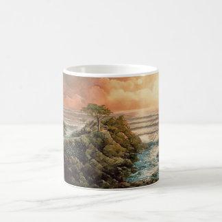 単独キプロス コーヒーマグカップ