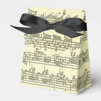 単独バイオリンのためのBach Partita音楽原稿 フェイバーボックス