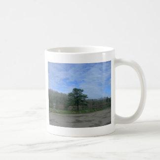 単独マツ コーヒーマグカップ