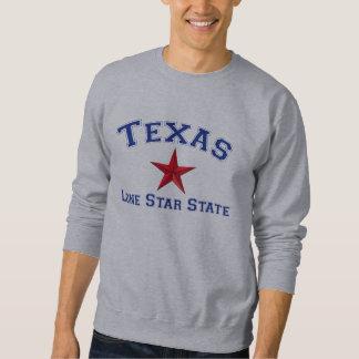単独星の州 スウェットシャツ