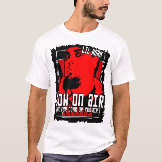 単独LILみみずLOA Tシャツ