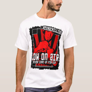単独REXMACMILLION LOA Tシャツ