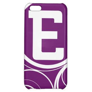 単純化した円- E iPhone5Cケース