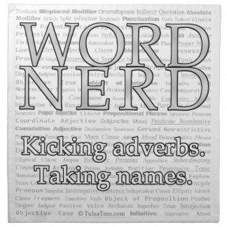 単語のおたく ナプキンクロス