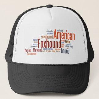 単語のアメリカFoxhound キャップ