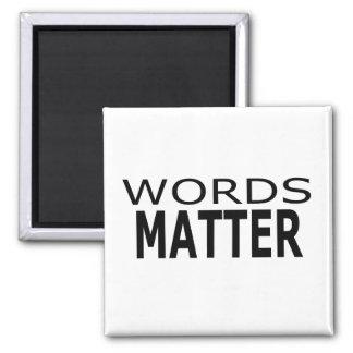 単語の問題の磁石 マグネット