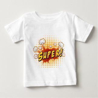 単語の表現 ベビーTシャツ