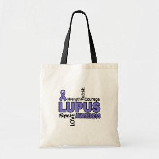 単語の…ループス トートバッグ
