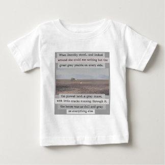 単語のDororthyのカンザスのオリジナル ベビーTシャツ