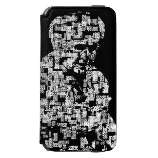 単語は人のiPhoneの例| Feldenkraisを作ります Incipio Watson™ iPhone 6 ウォレットケース