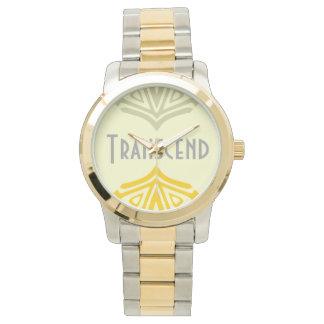 単語は腕時計を超越します 腕時計