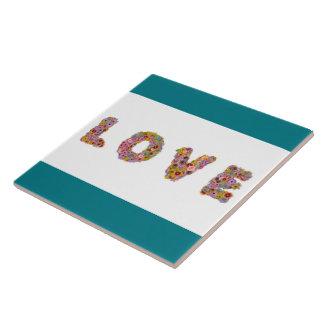 、単語、愛、文字、バレンタインデー、人間関係、 タイル