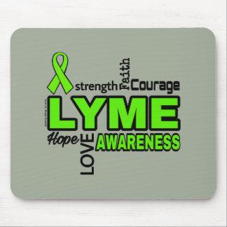 単語… Lyme マウスパッド