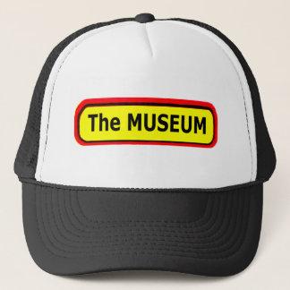 博物館のロゴ博物館Zazzle キャップ