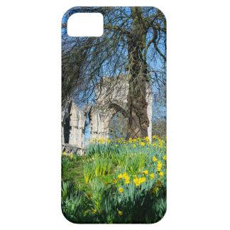 博物館の庭の春 iPhone 5 ケース