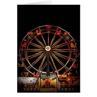 博覧会の車輪 カード