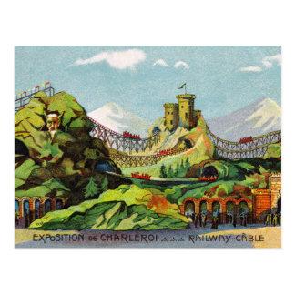 博覧会deシャルルロアの郵便はがき ポストカード